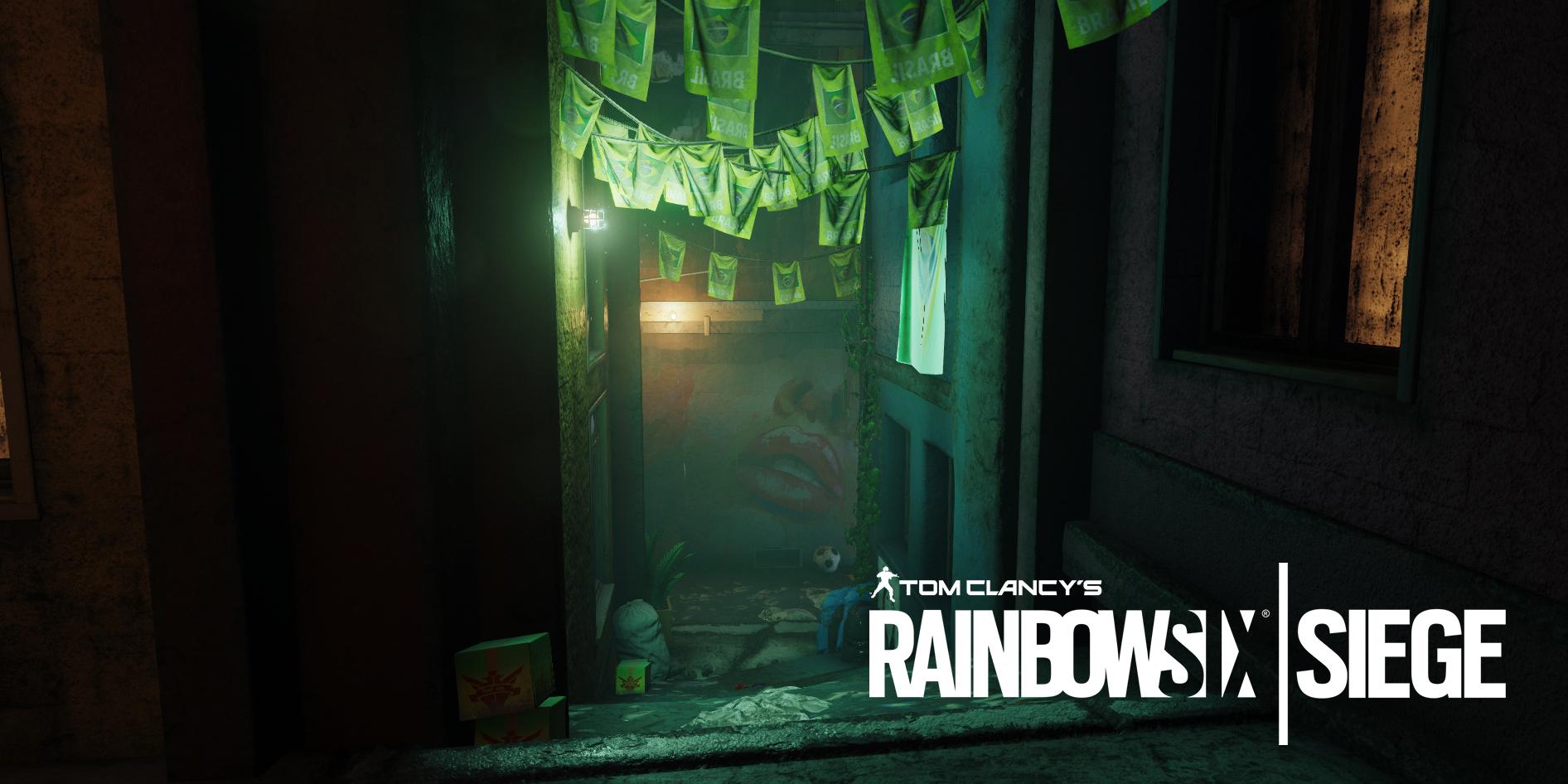 Tom Clancy's Rainbow Six Siege Skull Rain Ranch Trailer