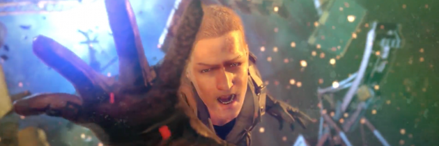 Take a Look at This New Metal Gear Game