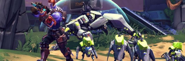 One Hour Tour: Battleborn Multiplayer