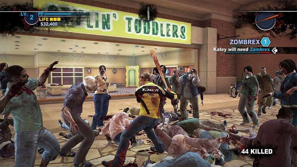 Dead Rising Returning Next Month