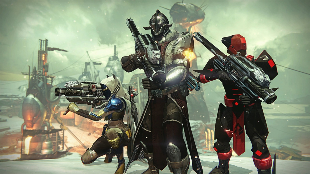 Destiny The Collection Announced