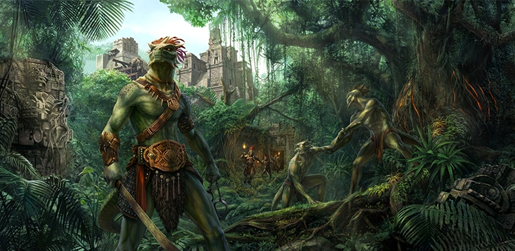 Elder Scrolls Online's Update 11 Detailed