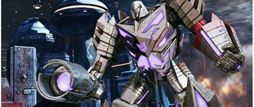 Transformers: Fall of Cyberton Takes Aim on PS4 and Xbox One Today