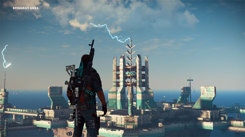 Final Just Cause 3 DLC Add-On Is Now Available