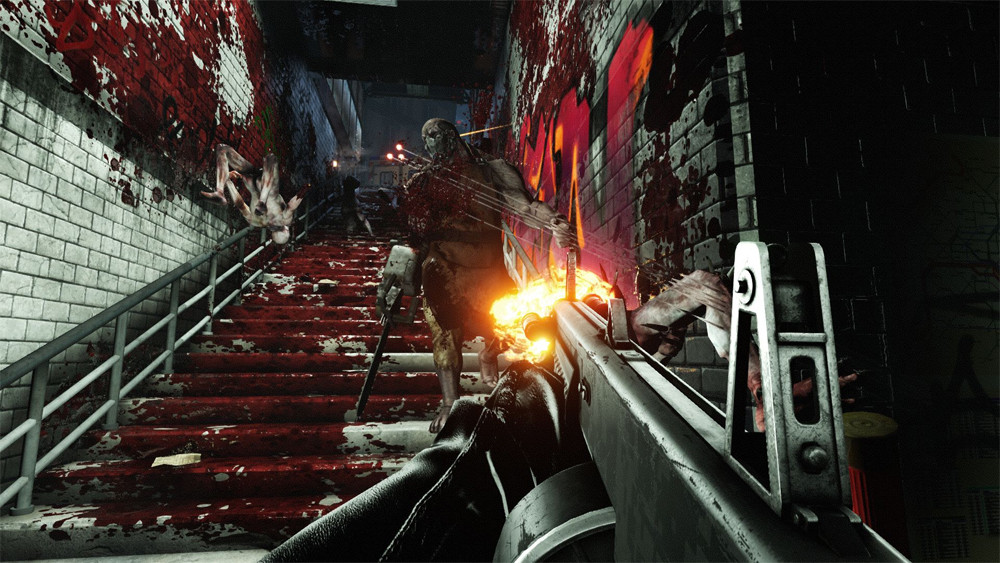 Killing Floor 2 Brings Its Horrors This November