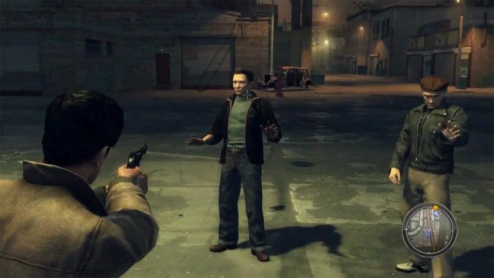 Mafia 2 Available Digitally on PSN And Xbox Live