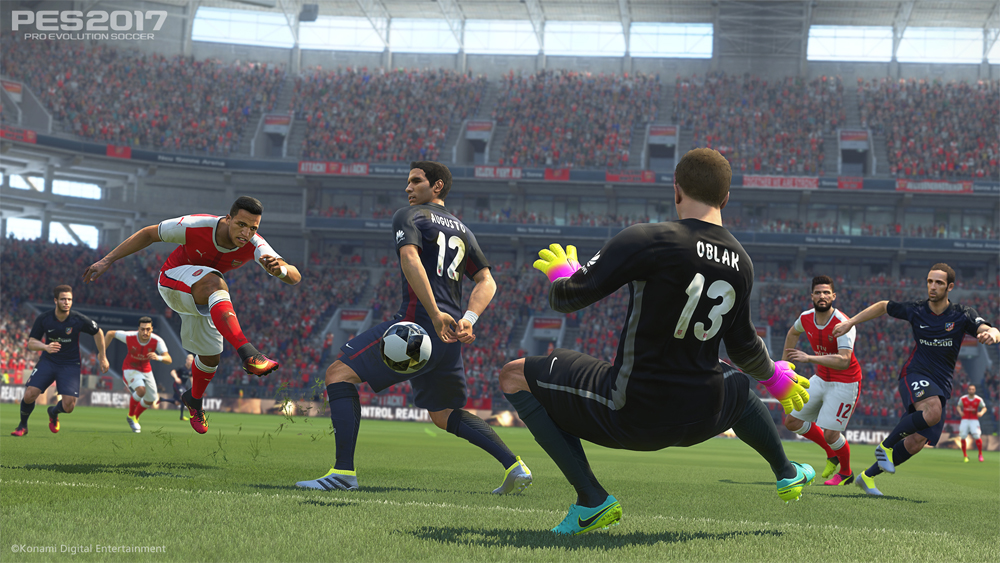 eSport mode Announced For PES 2017