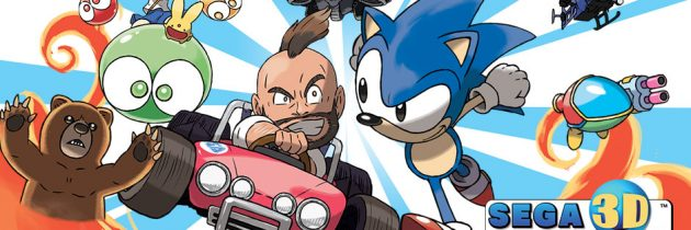 Sega 3D Classics Collection coming to Europe November 4th