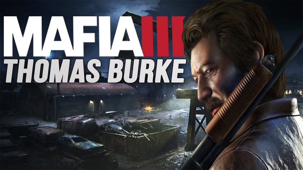 Who Is Thomas Burke? Find Out In This Latest Mafia 3 Trailer