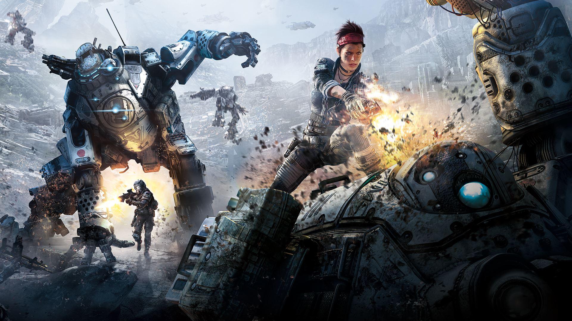 gamescom 2016: Titanfall 2 beta test weekends revealed