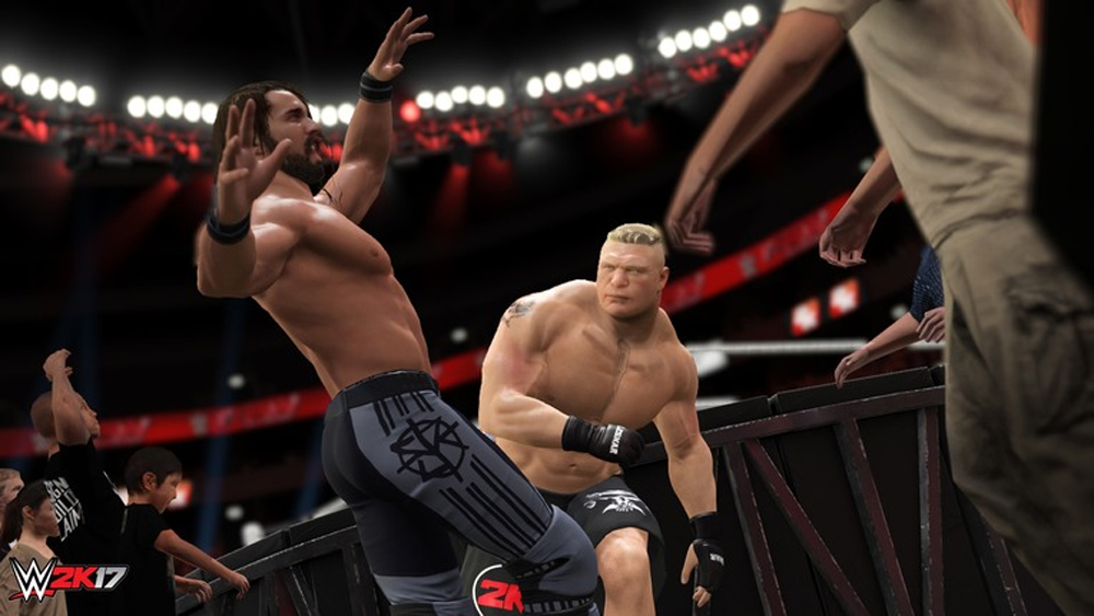 Journey to the Heart of Suplex City With WWE 2K17
