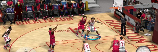 NBA 2K17 Available For Mobile Devices