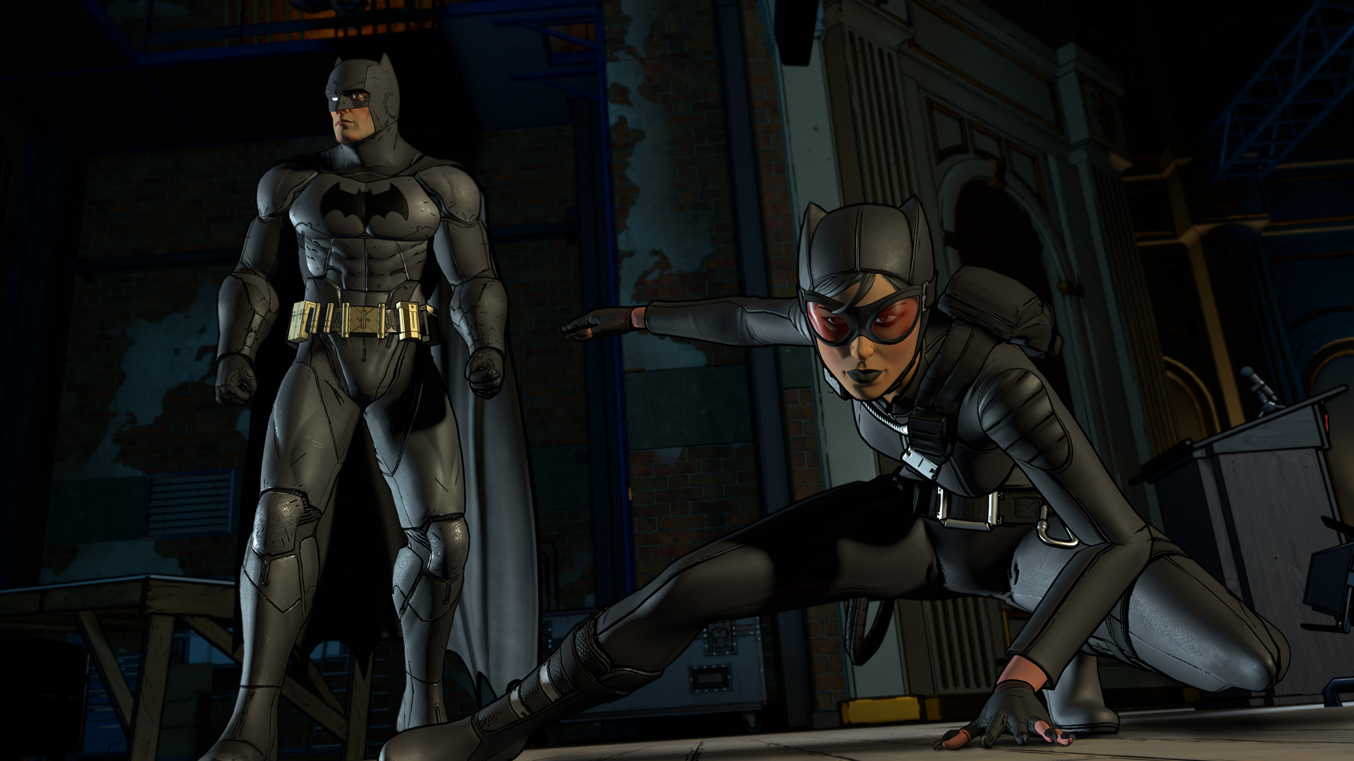 Telltale's Batman Coming To Retail This Week