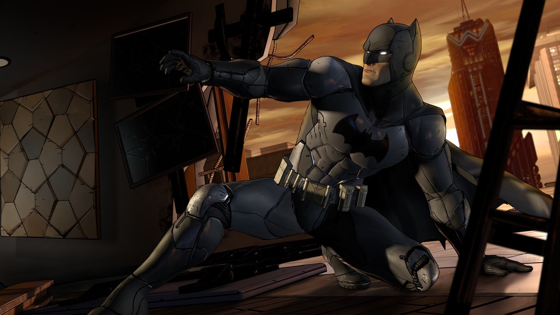 Telltale's Third Batman Episode Coming Later This Month