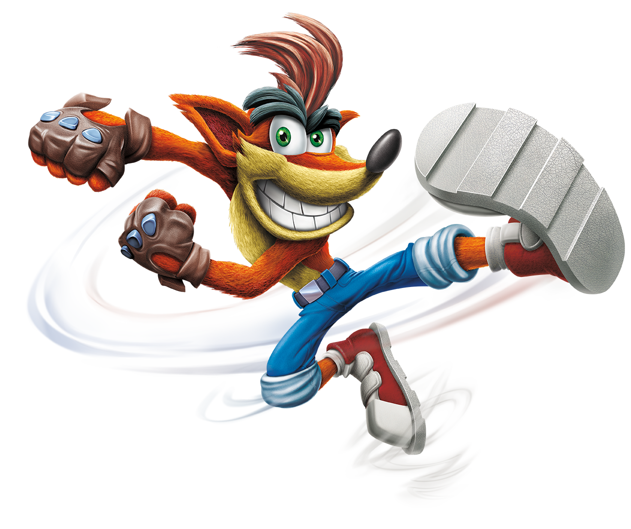Happy 20th Anniversary to Our Favorite Marsupial, Crash Bandicoot!