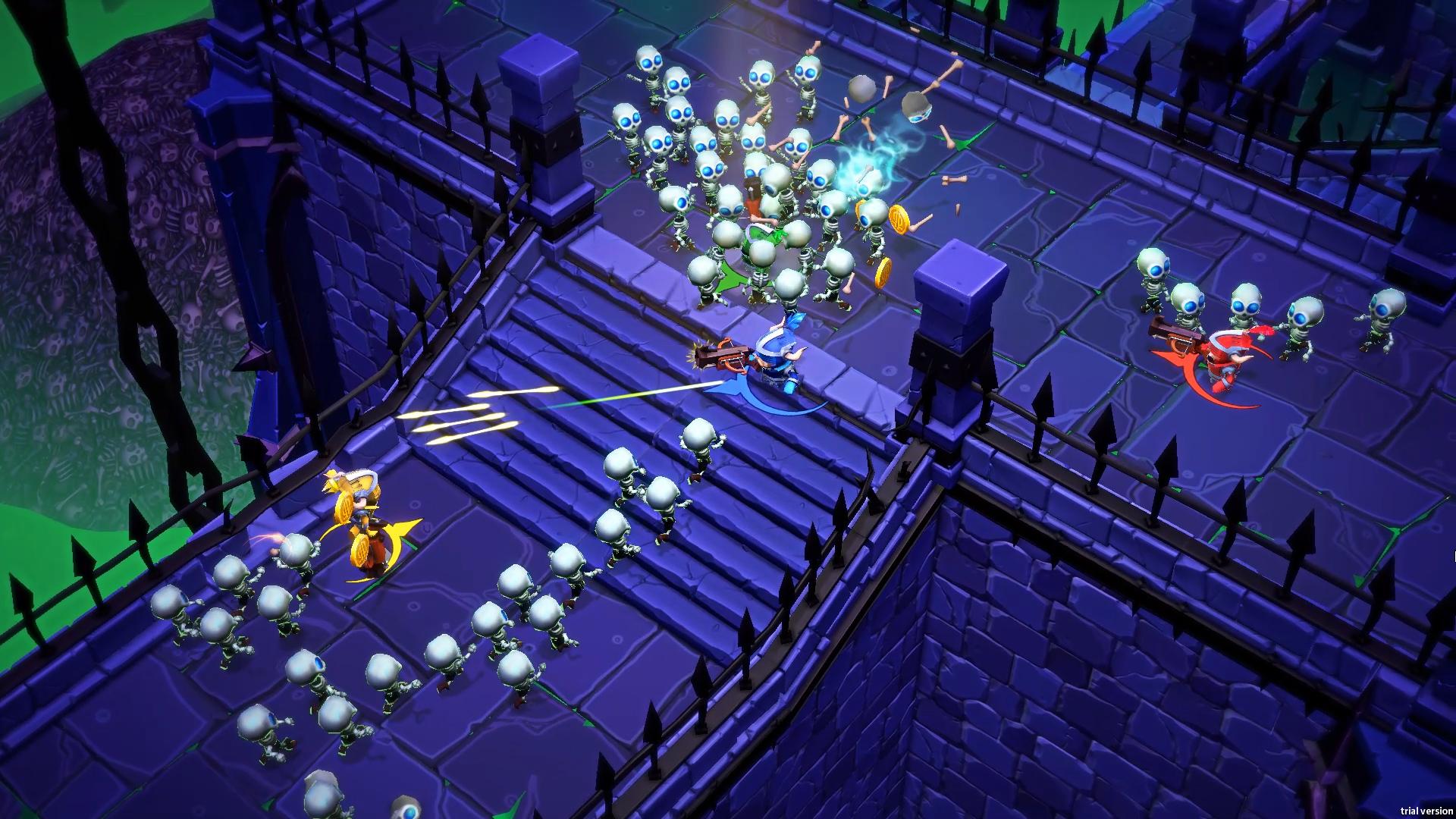 New Super Dungeon Bros. Offers Cross-Platform Multiplayer