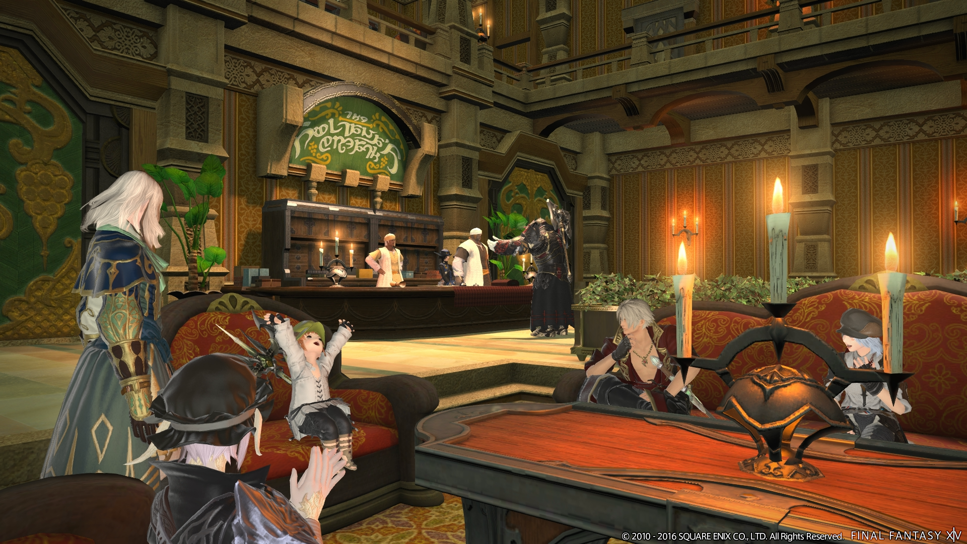 Final Fantasy 14 Patch 3.4 'Soul Surrender' Adds Apartments and More