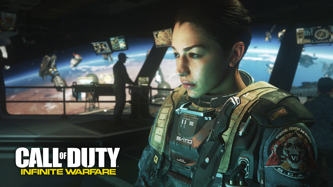 Here's What's Going On In Call Of Duty Infinite Warfare