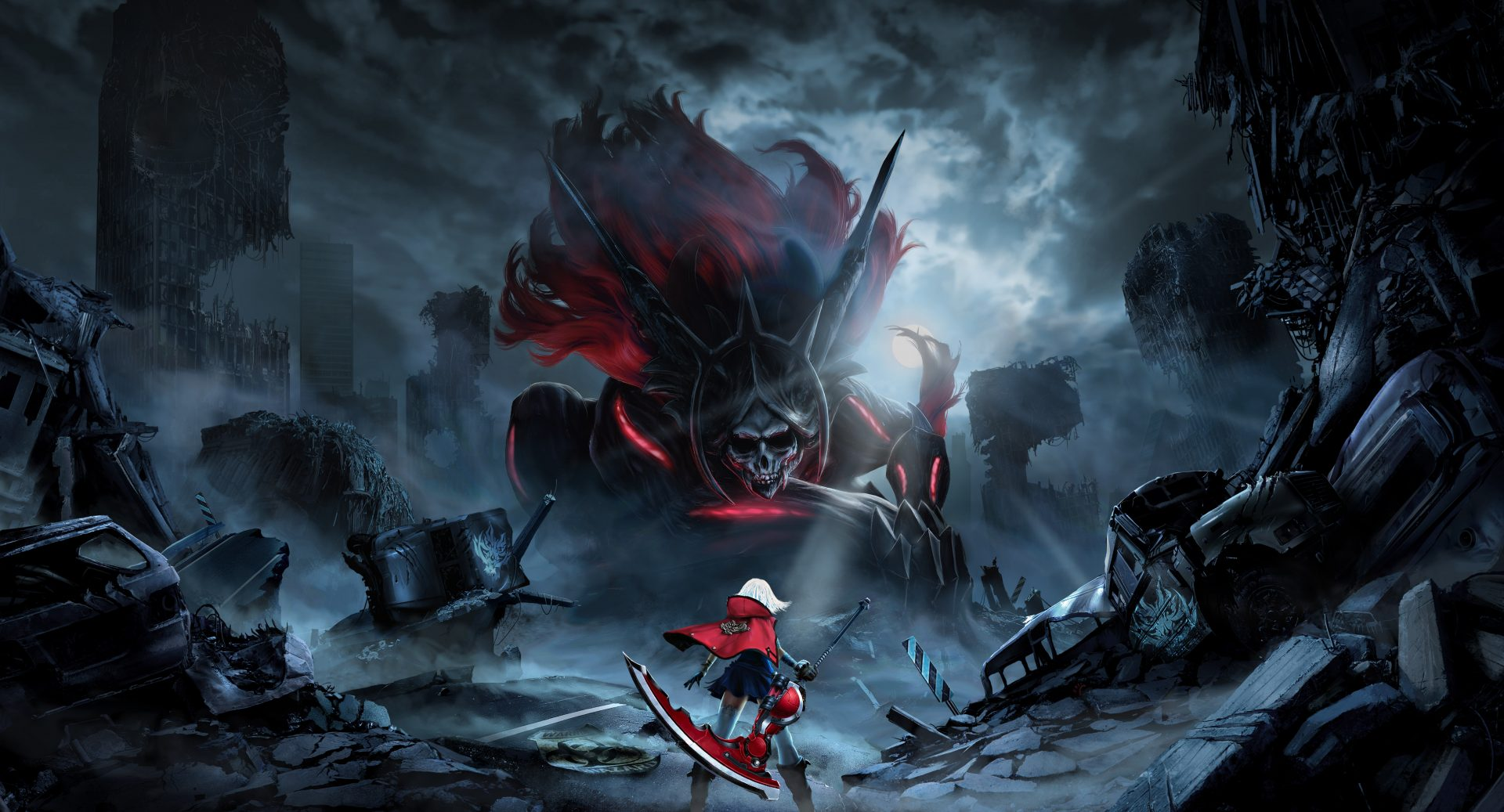 Review: God Eater 2: Rage Burst