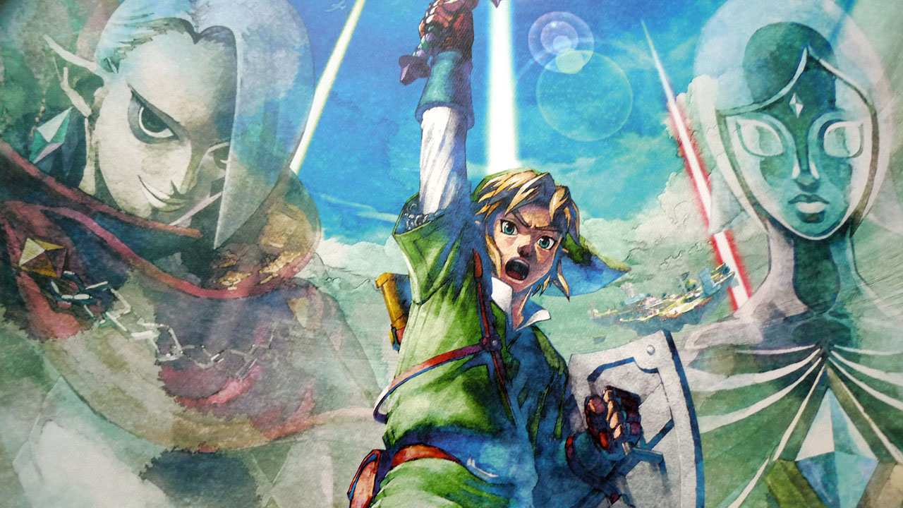 Rumour: The Legend of Zelda: Skyward Sword might be on its way to the Switch
