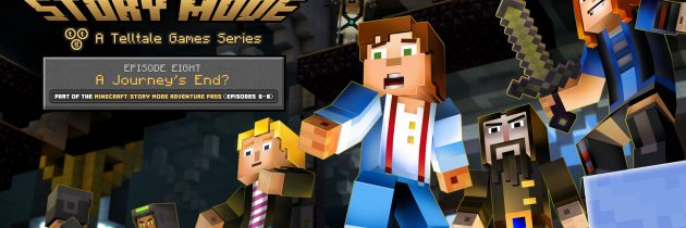 New Minecraft Story Mode Episode Hits Next Week