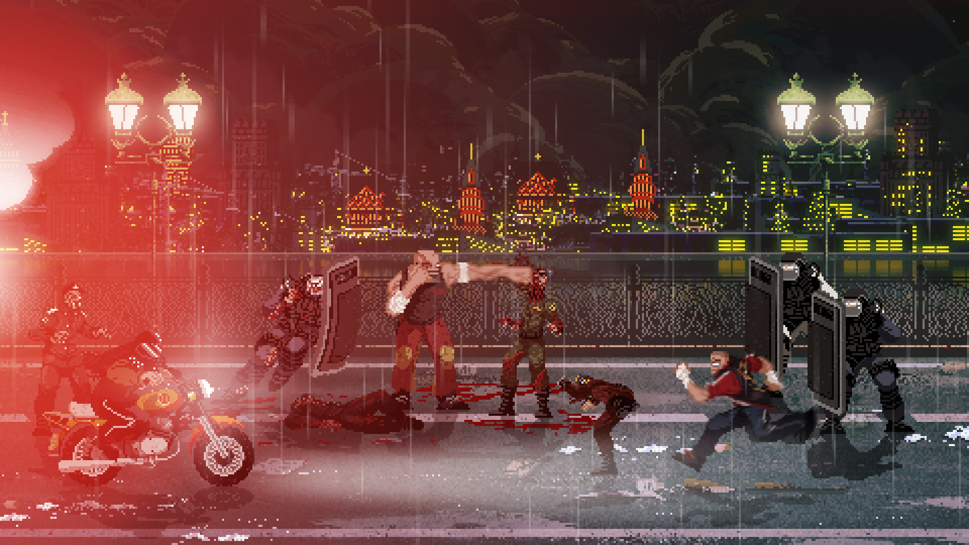Mother Russia Bleeds Out Now On PC