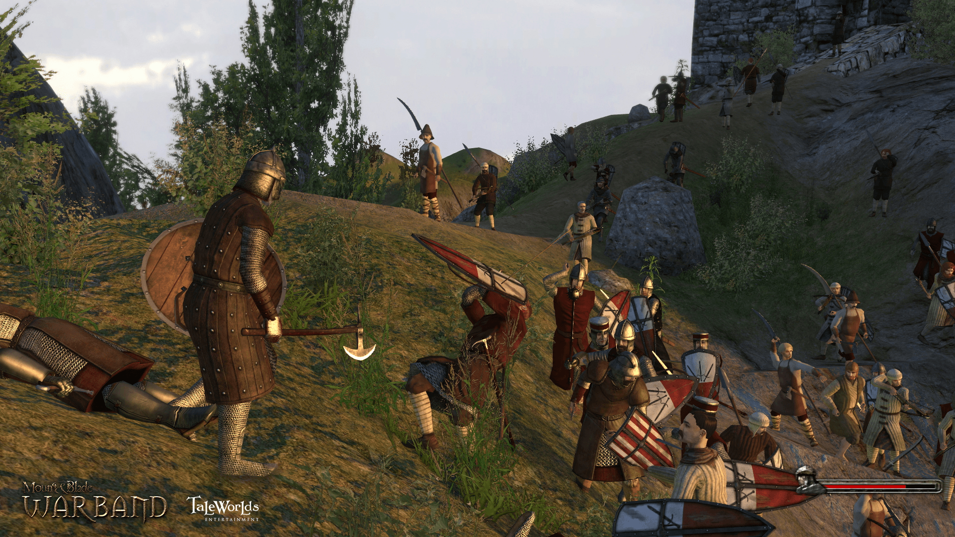 Mount & Blade: Warband Now Available For Current-Gen Consoles