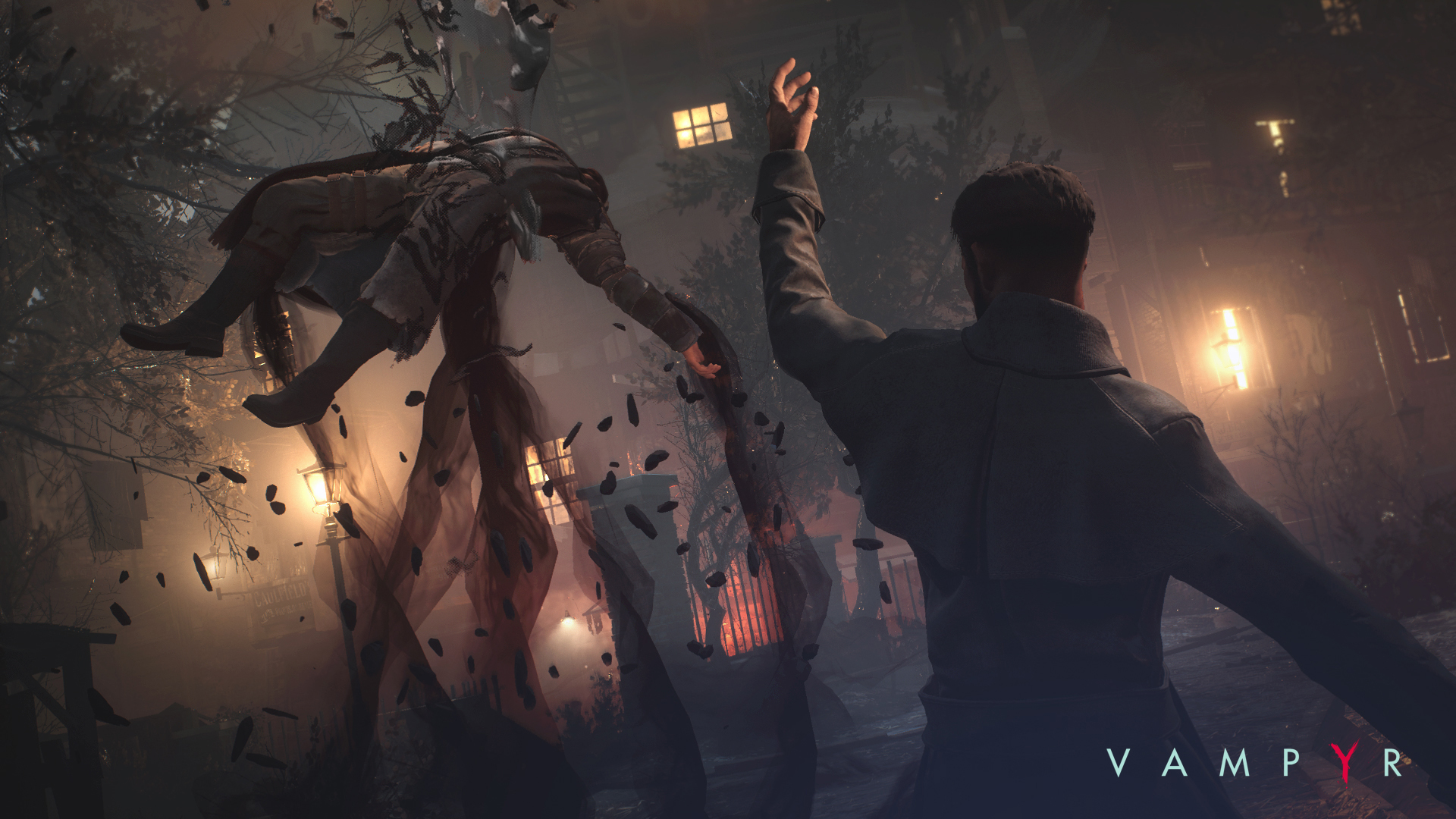 Looks Like Vampyr Is Coming To The Nintendo Switch