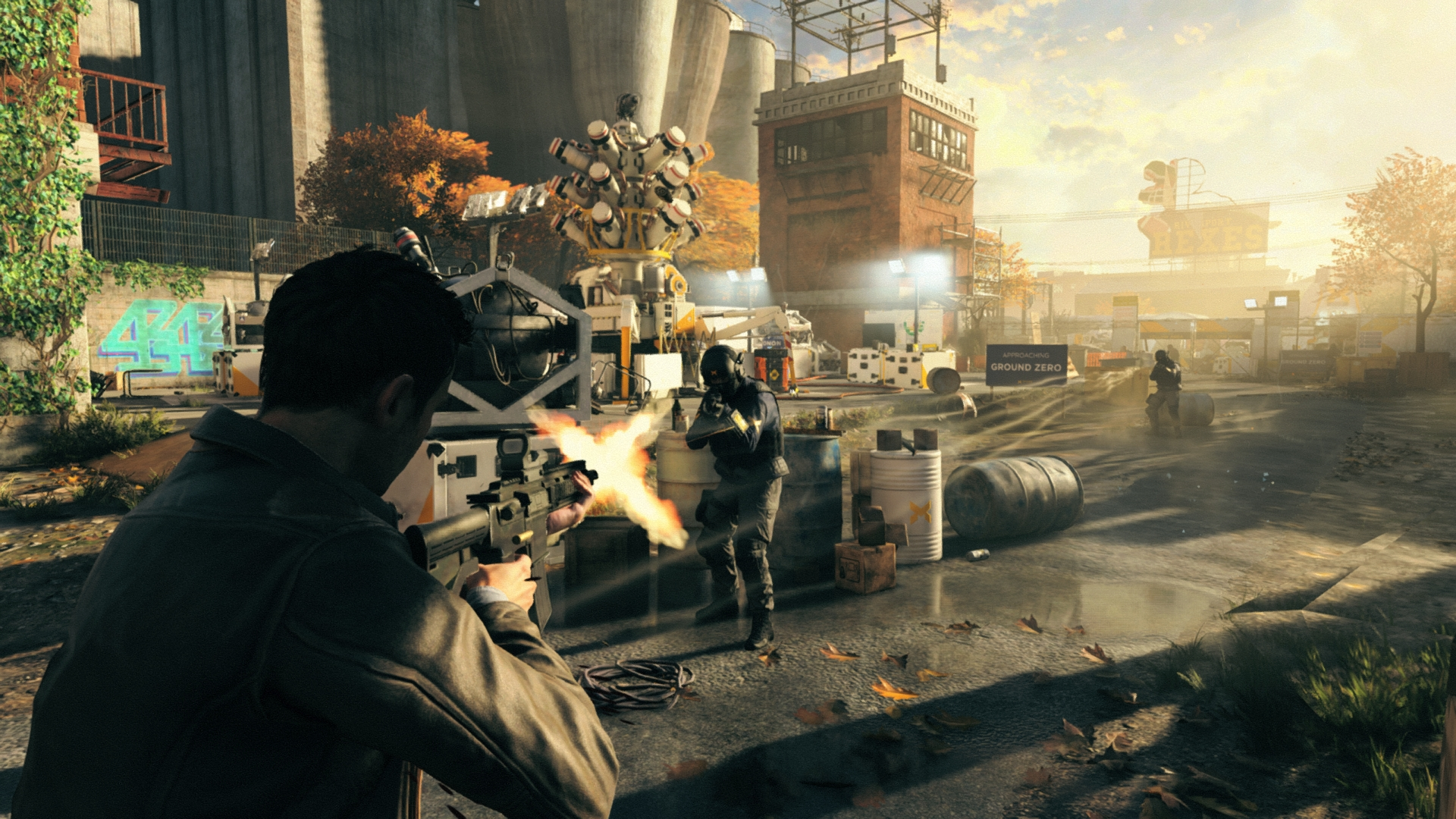 Quantum Break's Timeless Collector's Edition Now Available