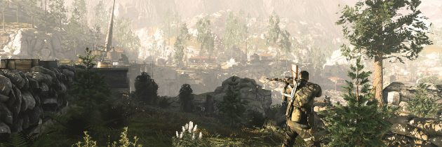 Sniper Elite 4 Gameplay Debut Trailer