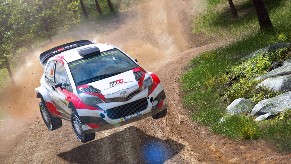 WRC 6 Races To Stores Early Next Month