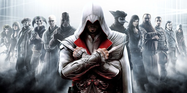 Two New Books for the Assassin's Creed Movie