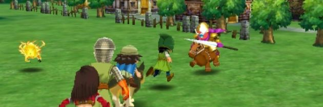 Dragon Quest VII 3DS Hitting Store Shelves Next Week