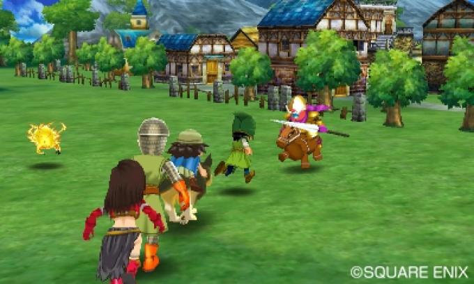 Dragon Quest VII 3DS Hitting Store Shelves Next Week