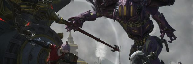 Latest Final Fantasy XIV Update Now Available