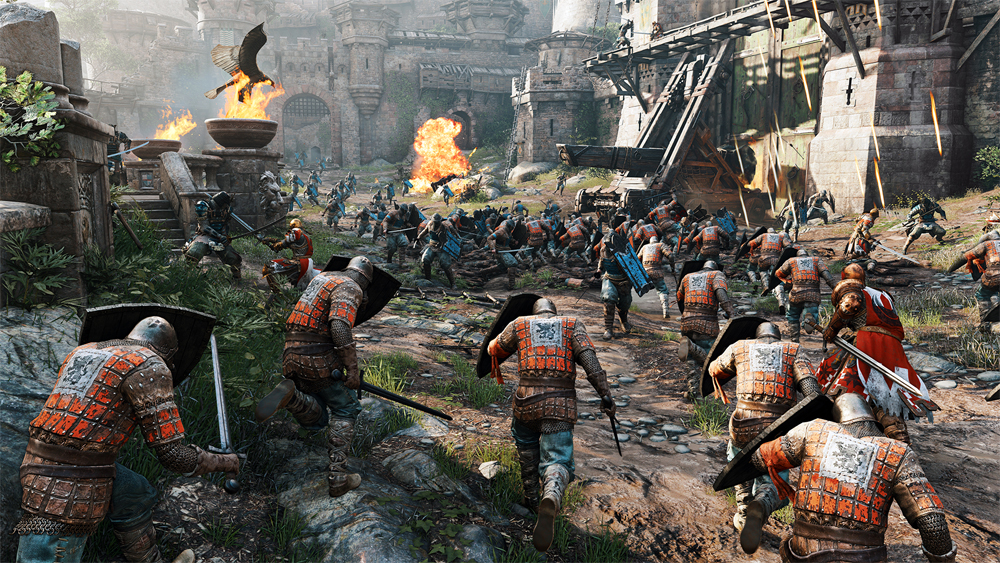 For Honor Set For a Free to Play Weekend