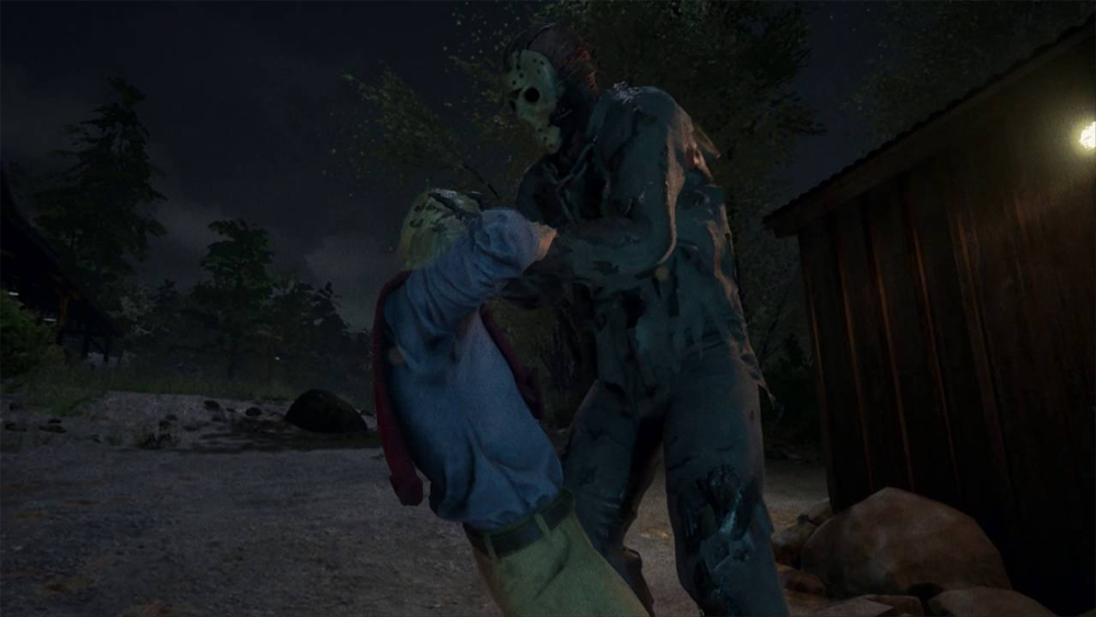Gruesome Friday The 13th Trailer Creeps Out Of PAX West