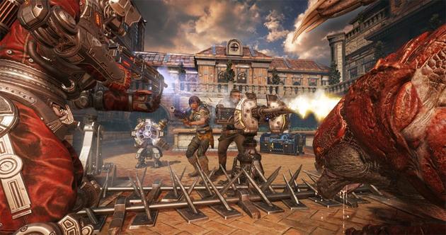 Gears Of War 4 Horde Mode 3.0 Gameplay Teaser Featuring Run The Jewels