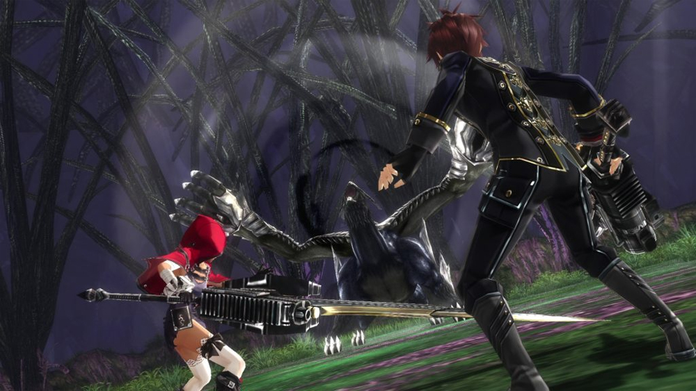 One Hour Tour: God Eater 2: Rage Burst