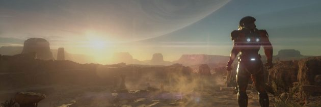 Mass Effect gameplay unveiled at PS4 Pro reveal