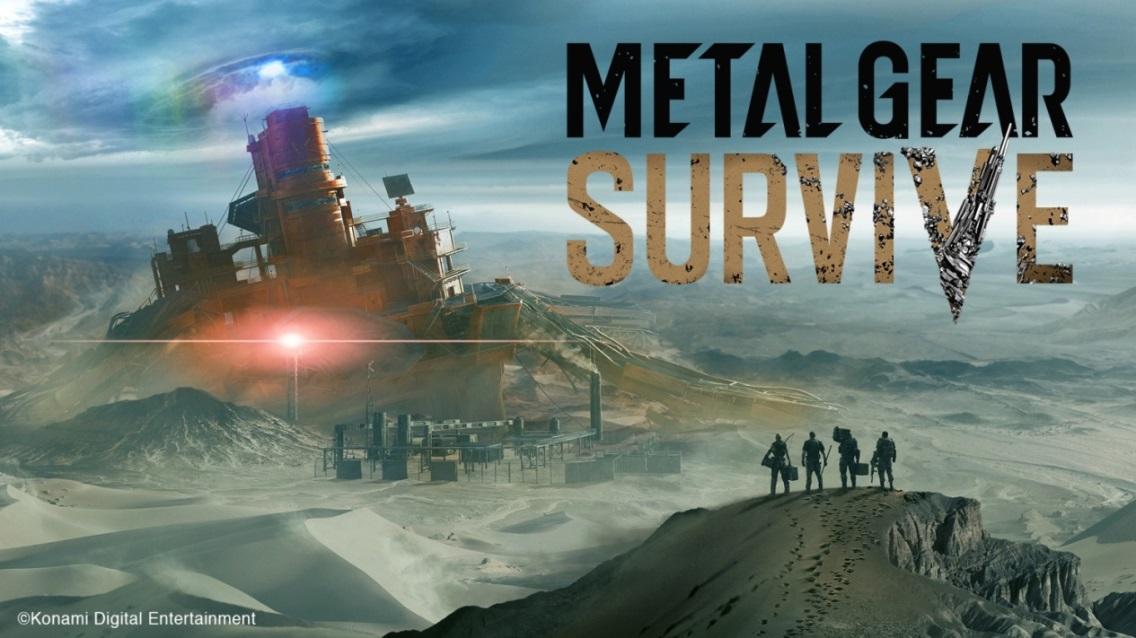 Konami Debuts All New Metal Gear Survive Demo at TGS