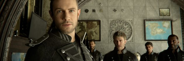 Character Bio Cards for Kingsglaive: Final Fantasy XV Released