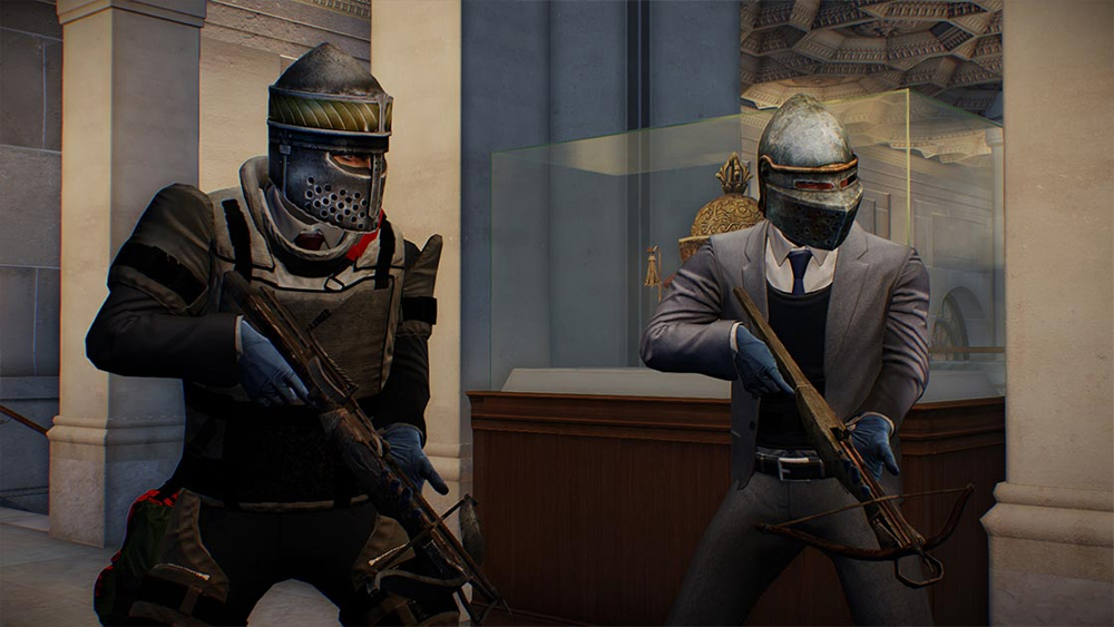 Huge Update Available For Console Version Of Payday 2