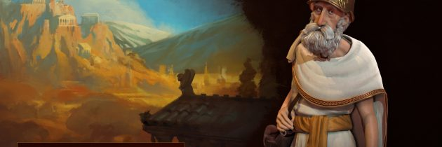 Pericles Leads Greece in Civilization 6