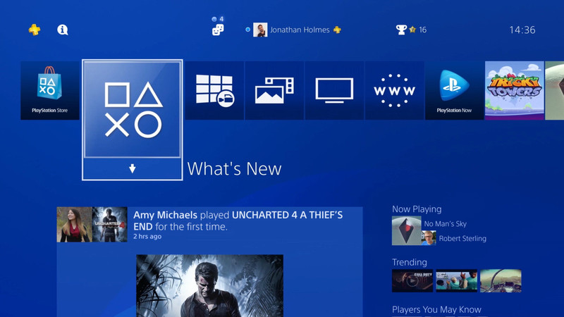 PS4 Update 4.0 Is Out Today, Including Folders!