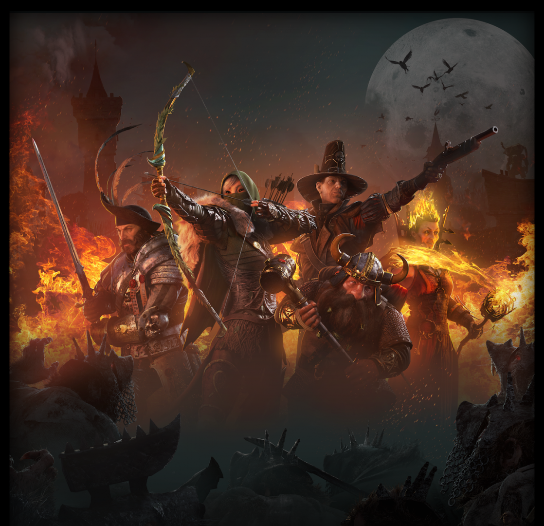 Warhammer Vermintide Console Beta Goes Live with a New Trailer