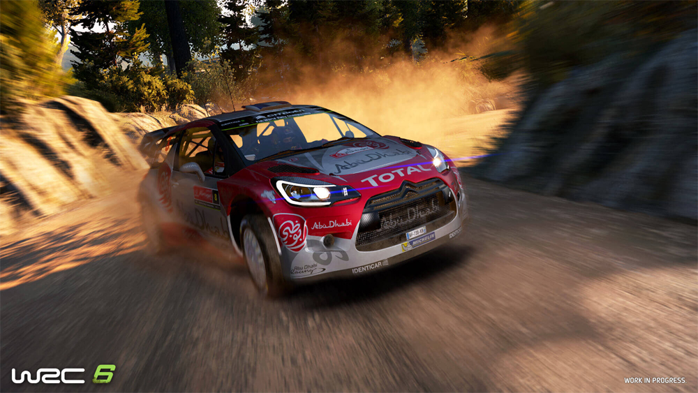 Split Screen Mode Coming To WRC6