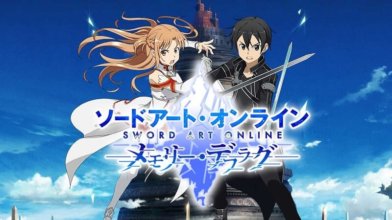 Sword Art Online: Memory Defrag Comes to the West on iOS and Android