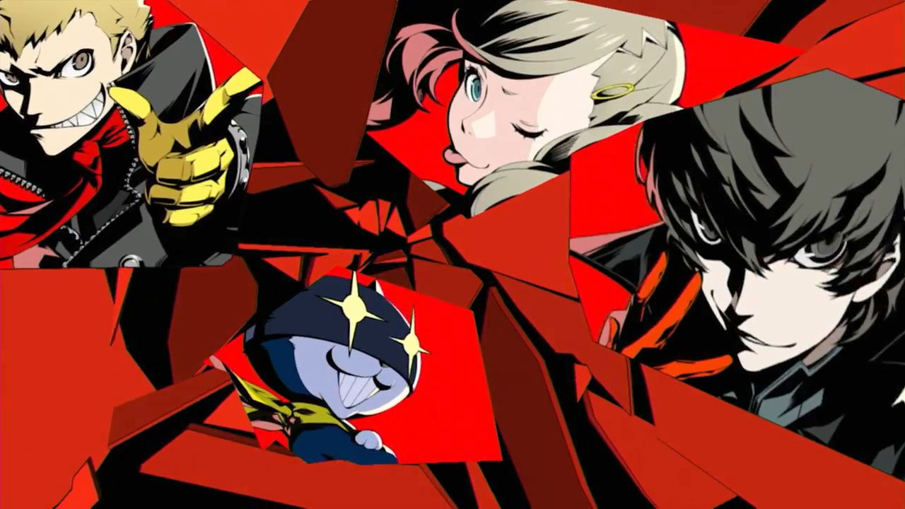 Explore Palaces in an All New Persona 5 Trailer