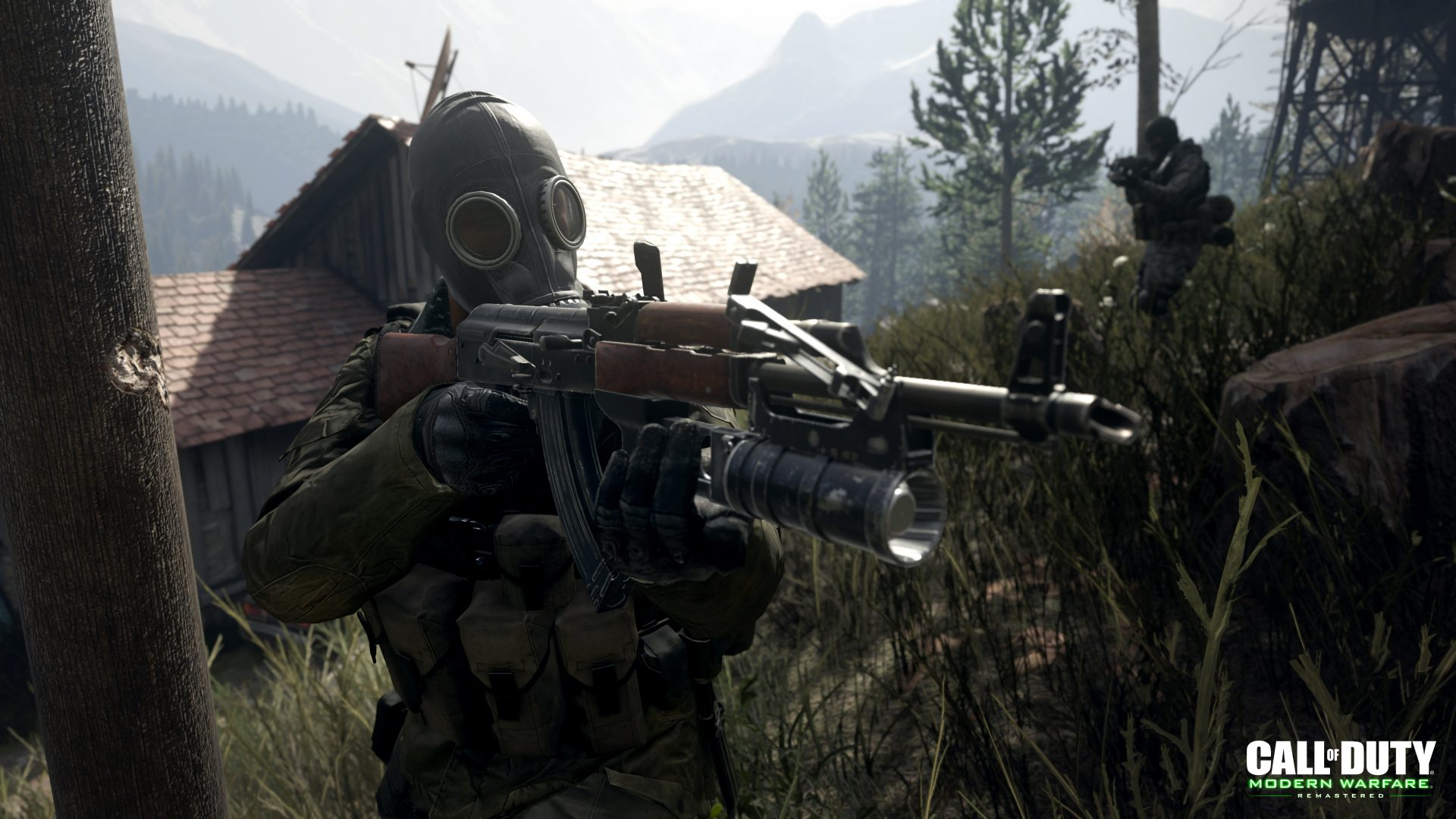 PS4 Players Can Jump Into Call of Duty: Modern Warfare Remastered